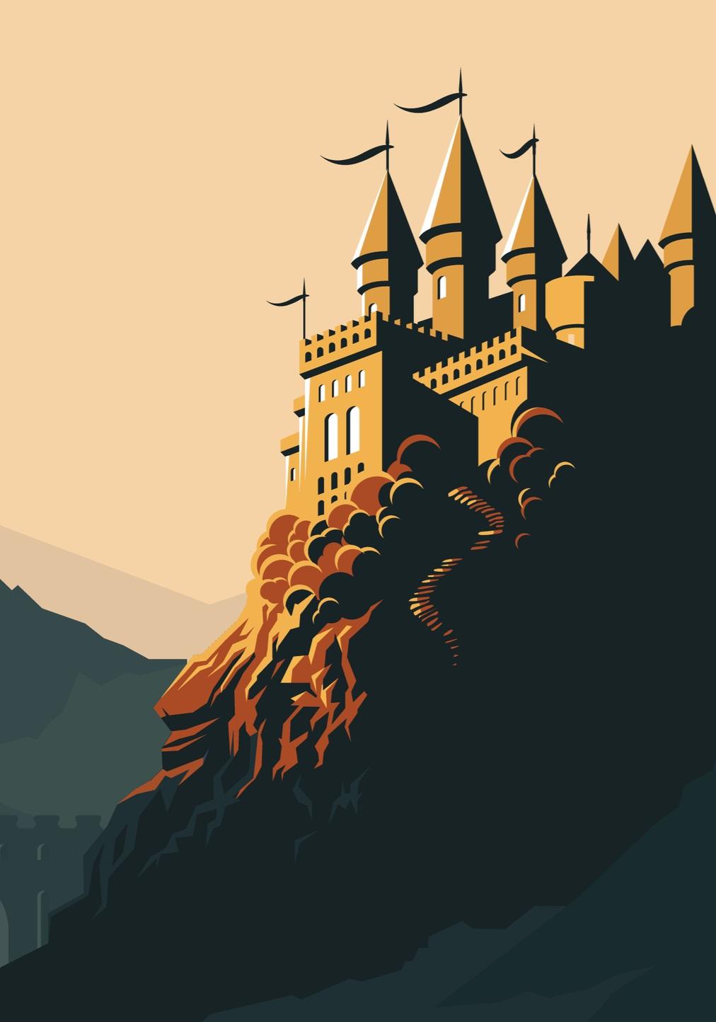 Lakeshore Castle